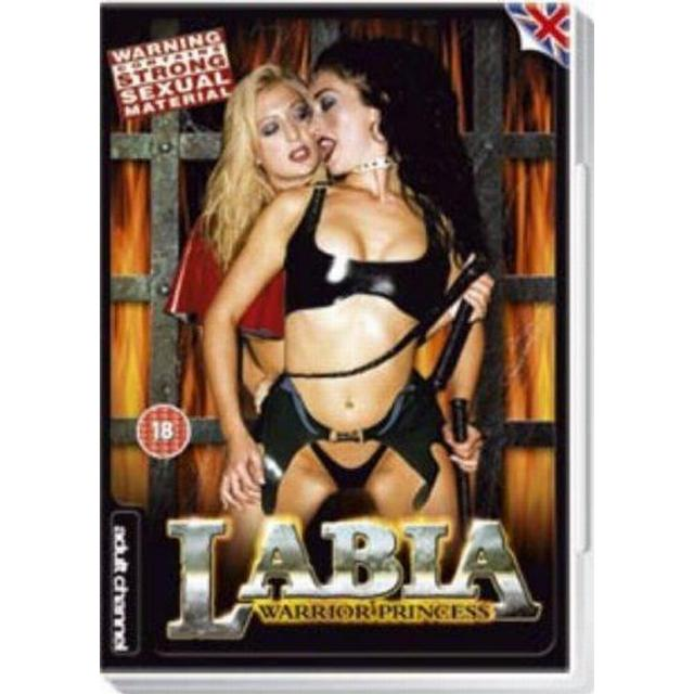 Labia Warrior Princess [DVD]